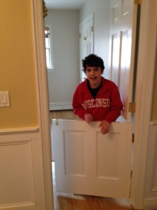 Matthew and Dutch Door